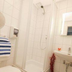 Hotel Cockpit Гамбург ванная