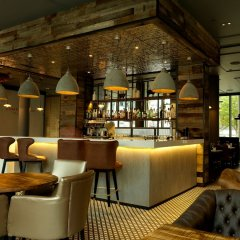 DoubleTree by Hilton Hotel Manchester - Piccadilly гостиничный бар
