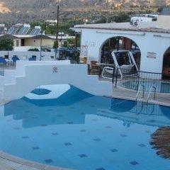 Apostolis Hotel Apartments бассейн фото 3