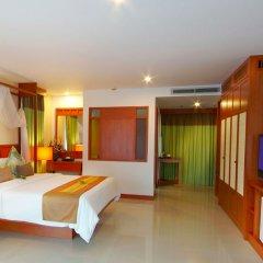 Отель Krabi Resort 4* Номер Делюкс с различными типами кроватей