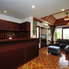 Отель Bhumlapa Garden Resort Таиланд, Самуи - отзывы, цены и фото номеров - забронировать отель Bhumlapa Garden Resort онлайн интерьер отеля