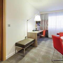 Отель Novotel Warszawa Centrum 4* Люкс с различными типами кроватей фото 2