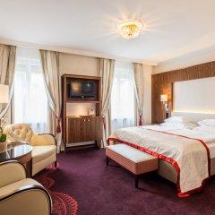 Hotel Stefanie 4* Улучшенный номер с различными типами кроватей