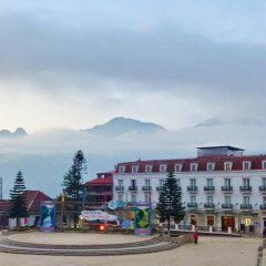 Отель U Sapa Hotel Вьетнам, Шапа - отзывы, цены и фото номеров - забронировать отель U Sapa Hotel онлайн вид на фасад