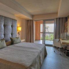Отель Lopesan Baobab Resort 5* Представительский номер с различными типами кроватей