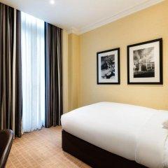 Отель Radisson Blu Edwardian Vanderbilt 4* Улучшенный индивидуальный номер с различными типами кроватей