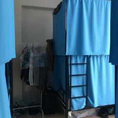Гостиница Fortuna Inn Dobryninskaya Кровать в общем номере с двухъярусной кроватью фото 4