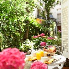 Отель Le Hameau de Passy Франция, Париж - отзывы, цены и фото номеров - забронировать отель Le Hameau de Passy онлайн в номере фото 2