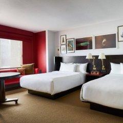 Park MGM Las Vegas Hotel 4* Люкс Nighthawk с 2 отдельными кроватями