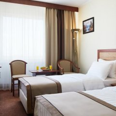 Izmailovo Gamma Delta Hotel 3* Номер Бизнес с разными типами кроватей фото 3