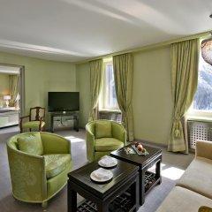 Carlton Hotel St Moritz 5* Люкс Премиум с различными типами кроватей