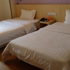 Отель 7 Days Inn (Guangzhou Huanghuagang Metro Station) комната для гостей фото 9