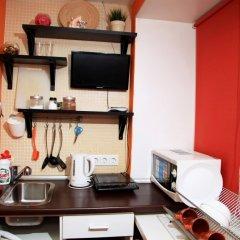Апартаменты Берлога на Советской Апартаменты с различными типами кроватей фото 22
