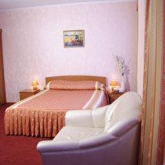 Гостиница Парус комната для гостей фото 9