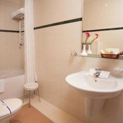 Гостиница Отрада 5* Стандартный номер на цокольном этаже с различными типами кроватей фото 3