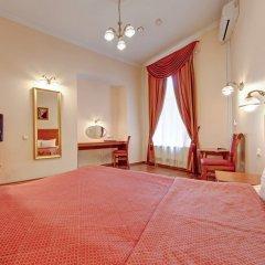 Гостиница Аврора Номер Бизнес с различными типами кроватей фото 2