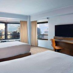 Отель New York Hilton Midtown 4* Номер City с различными типами кроватей