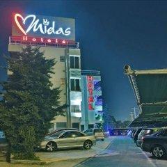 Midas Hotel вид на фасад фото 2