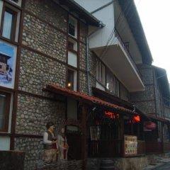 Hotel Rodina Банско вид на фасад фото 4