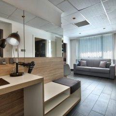 be.HOTEL 4* Семейный люкс с различными типами кроватей фото 7