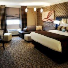 Golden Nugget Las Vegas Hotel & Casino 4* Люкс с двуспальной кроватью