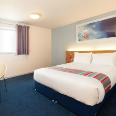 Travelodge London Excel Hotel комната для гостей фото 2