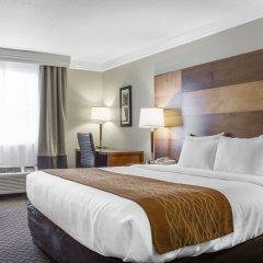Отель Comfort Inn & Suites Durango комната для гостей фото 3