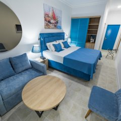 Гостиница Белый Песок Полулюкс с различными типами кроватей фото 3