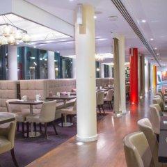 Отель DoubleTree by Hilton Hotel London - Westminster Великобритания, Лондон - 4 отзыва об отеле, цены и фото номеров - забронировать отель DoubleTree by Hilton Hotel London - Westminster онлайн питание фото 3