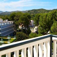 Отель Universal Laguna балкон