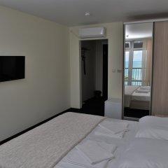 Гостиница Пансионат COOCOOROOZA Улучшенный номер с двуспальной кроватью фото 2