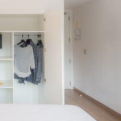 Отель Paradis Blau Испания, Кала-эн-Портер - отзывы, цены и фото номеров - забронировать отель Paradis Blau онлайн сейф в номере фото 3