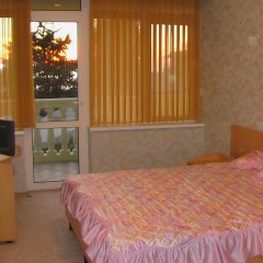 Гостиница Парадиз комната для гостей