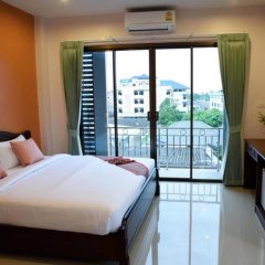 Отель Krabi Phetpailin Hotel Таиланд, Краби - отзывы, цены и фото номеров - забронировать отель Krabi Phetpailin Hotel онлайн комната для гостей