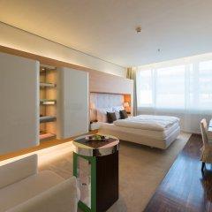 SIDE Design Hotel Hamburg 5* Стандартный номер разные типы кроватей фото 2
