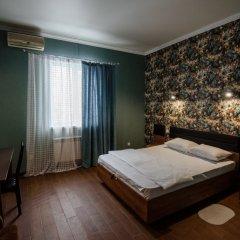 Гостиница Дюма Люкс разные типы кроватей
