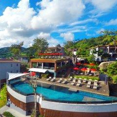 Отель Amari Phuket балкон