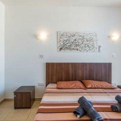Апартаменты Seashells in Bugibba Апартаменты с различными типами кроватей фото 5
