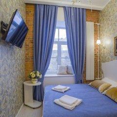 Гостиница Catherine Art Стандартный номер с двуспальной кроватью фото 12