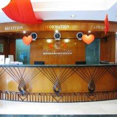 Golden Peak Hotel & Suites интерьер отеля