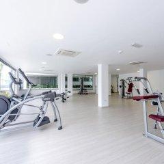 Отель Tasia Maris Oasis фитнесс-зал