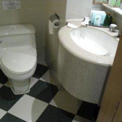Newton Hotel Hong Kong ванная