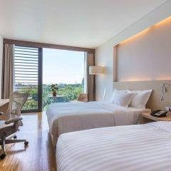 Отель Hilton Garden Inn Venice Mestre San Giuliano 4* Улучшенный номер с различными типами кроватей фото 4