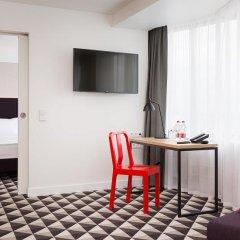 AZIMUT Отель Смоленская Москва 4* Апартаменты SMART с различными типами кроватей фото 3