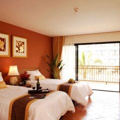 Отель Naithonburi Beach Resort Phuket 4* Улучшенный номер с различными типами кроватей фото 2