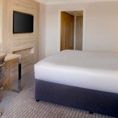 DoubleTree by Hilton Hotel Glasgow Central комната для гостей