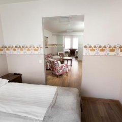 Arthur Hotel 3* Четырёхместный номер с различными типами кроватей фото 3