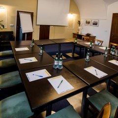 Hotel Hejtmanský Dvůr Сланы помещение для мероприятий фото 2