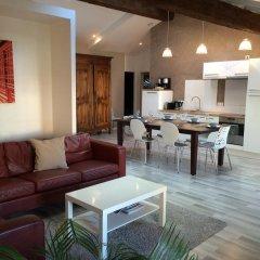 Отель Appartements Quai St Pierre Франция, Тулуза - отзывы, цены и фото номеров - забронировать отель Appartements Quai St Pierre онлайн комната для гостей фото 5