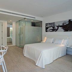 Els Pins Hotel 4* Стандартный семейный номер с различными типами кроватей фото 2